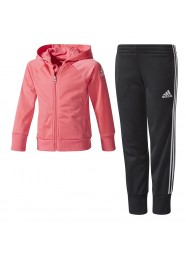 Agasalho Infantil adidas Girls Training Ce9859 Rosa Original